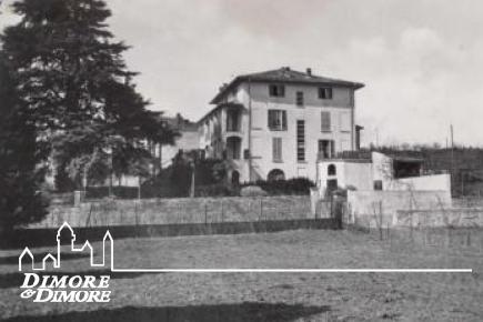 Antica villa a Laveno Mombello