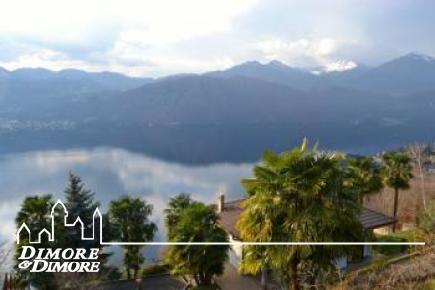 Villa lago d'Orta