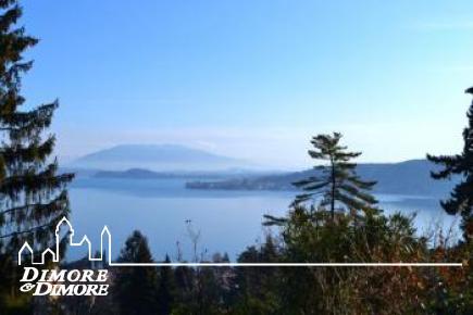 Appartamento lago Maggiore - Meina vista lago