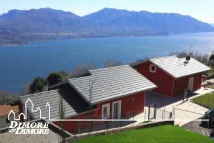 Villa a Trarego sul lago Maggiore, nuova costruzione - Lotto 2-
