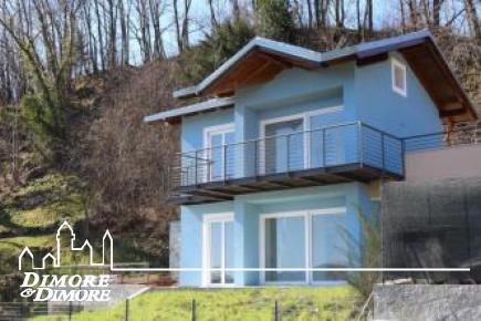Villa a Cannero collinare nuova costruzione