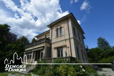 Villa d'epoca a Verbania Pallanza