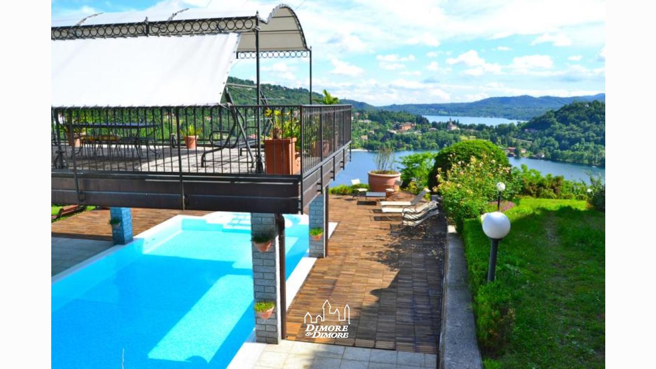 Prestigiosa villa lago d 39 orta dimore dimore agenzia - Dimore immobiliare ...