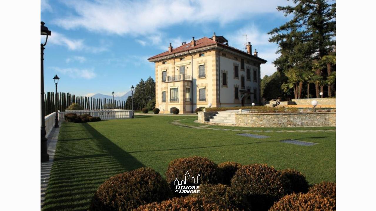 Lussuosa villa lago maggiore dimore dimore agenzia immobiliare a verbania - Dimore immobiliare ...