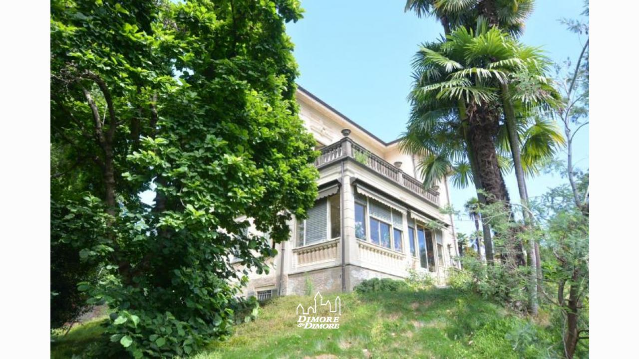 Villa d 39 epoca a verbania pallanza dimore dimore agenzia immobiliare a verbania - Dimore immobiliare ...