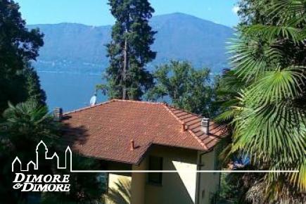 Villa Lago Maggiore Seeblick