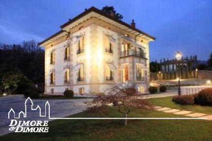 Luxuriöse Villa am Lago Maggiore