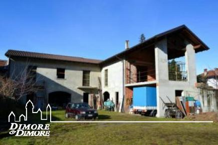 Country house to be completed in Orta San Giulio