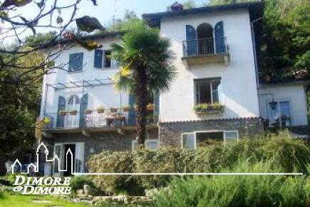 Villa frente al Lago Maggiore en Stresa