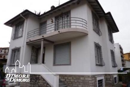 Villa restaurata a Verbania