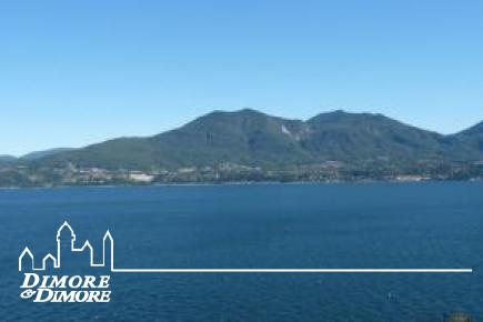 Oggebbio Wohnung in Residenz mit Blick auf den Lago Maggiore