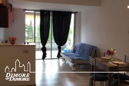 Appartamento a Ghiffa in affitto stagionale in residence con vista lago