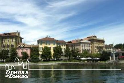 Apartments on the lakeside of Pallanza
