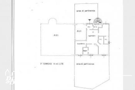 Porzione di elegante villa a Besozzo