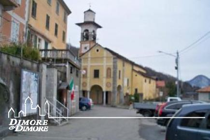 Casa in centro paese a Miazzina