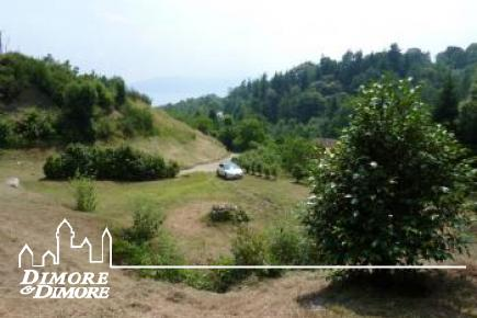 Land on the hills of Verbania