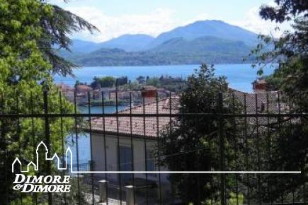 Land in a residential area built in Baveno
