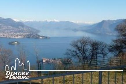 Villa in Stresa with lakeview