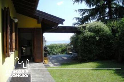 Villa Arizzano en zona residencial