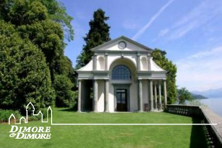 Prestigious villa on Lake Maggiore holiday rentals