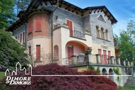 Villa D  'возраста на высотах озере Маджоре