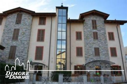 Hotel for sale in the hills of Verbania
