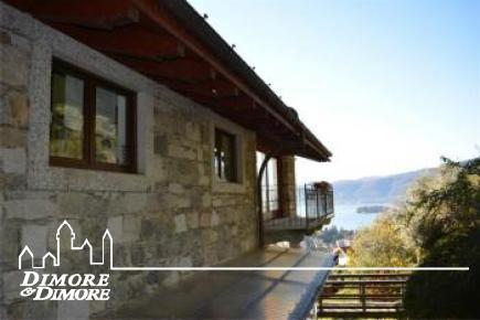 Villa mit Blick auf den Lago Maggiore in Verbania
