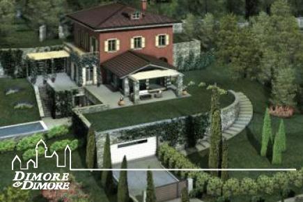 Villa a Verbania con splendida vista sul lago
