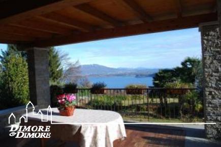 Massino Visconti Вилла с бассейном и прекрасным видом на озеро